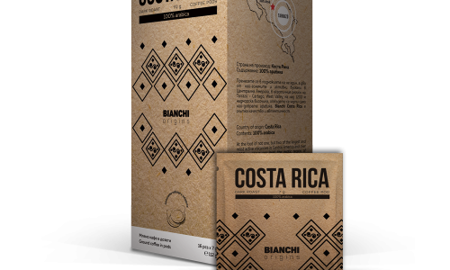 Дозети Bianchi Origins Costa Rika