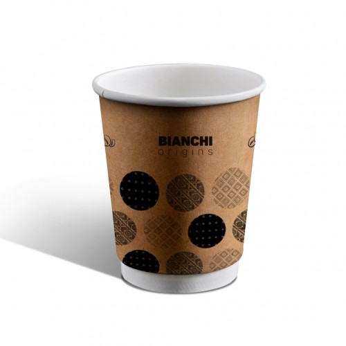 Картонени чаши Bianchi Origins 4.0OZ-100 бр.