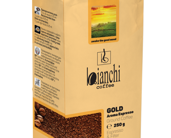 Bianchi Gold 250 g Vacuum