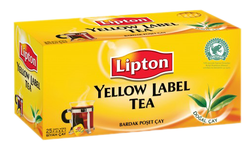Жълт етикет – черен чай