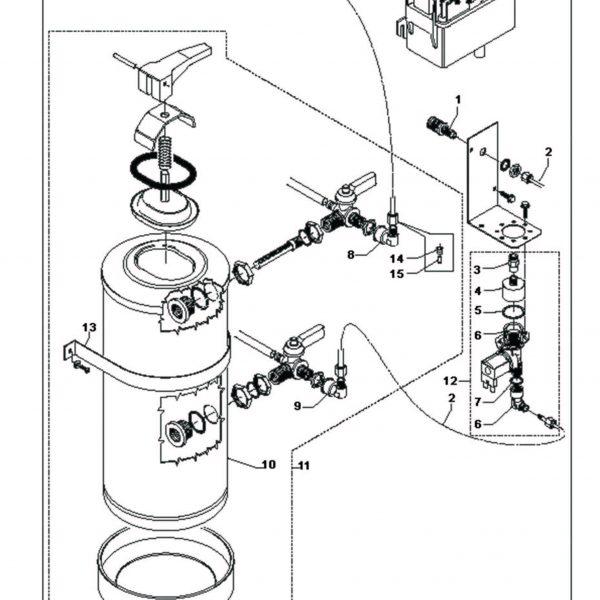 SIRIO-VERSIONE 2002-10Астраница-Филтър вода - омекотител