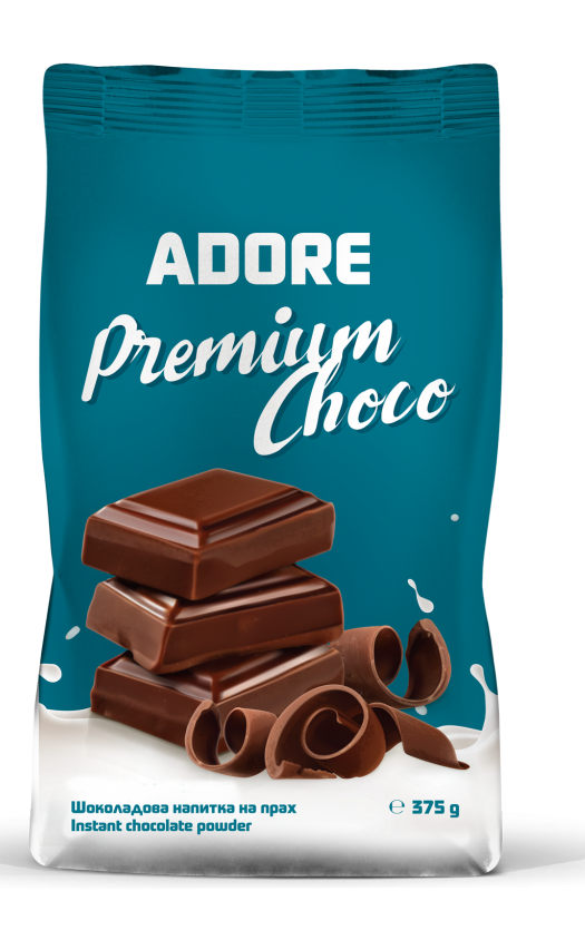 ADORE-Шоколад на прах