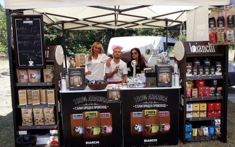 Кофимейд ООД взе участие в летен фестивал Shake That Хълм 2017