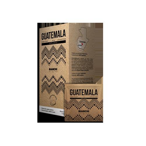 Дозети Bianchi Origins Guatemala 16 бр.