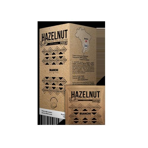 Дозети Bianchi Origins Hazelnut 16 бр.