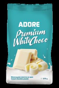 ADORE-Бял шоколад на прах
