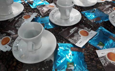Кофимейд ООД презентира Бианчи кафе на Български фармацефтични дни 2018