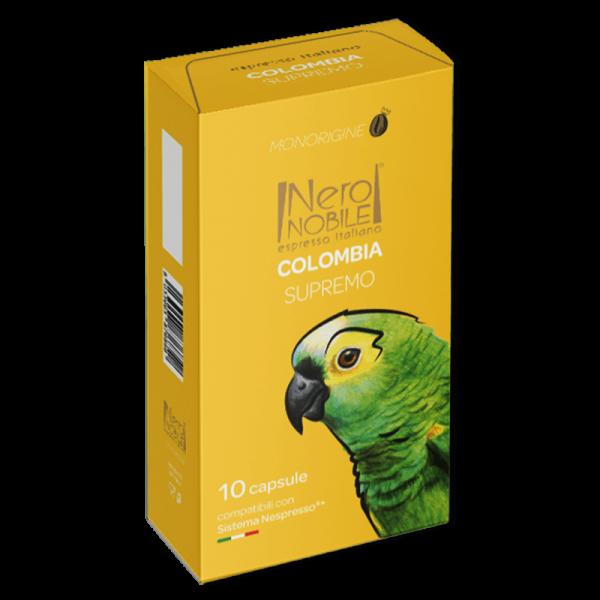 Колумбия неспресо Неро Нобиле