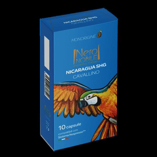 Никарагуа неспресо Неро Нобиле