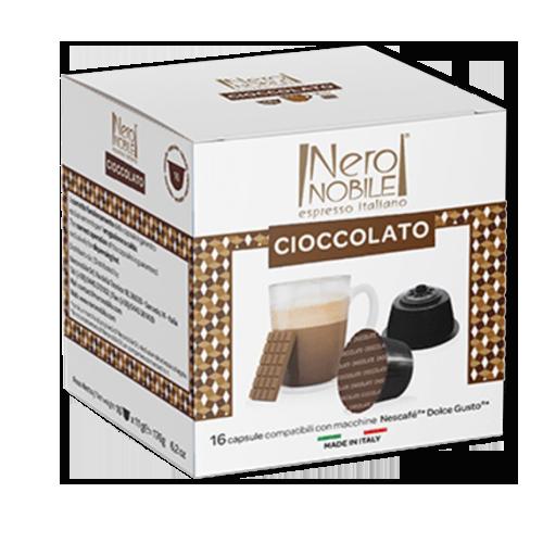 Шоколад Неро Нобиле Dolce Gusto
