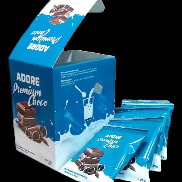 ADORE Шоколад на прах кутия