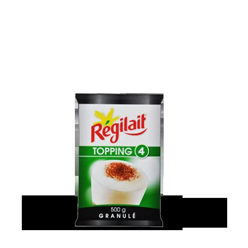 Мляко Regilait Topping 4