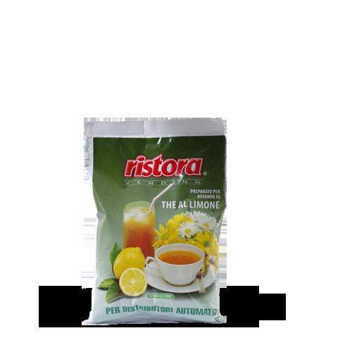 Разтворим чай Ristora Лимон