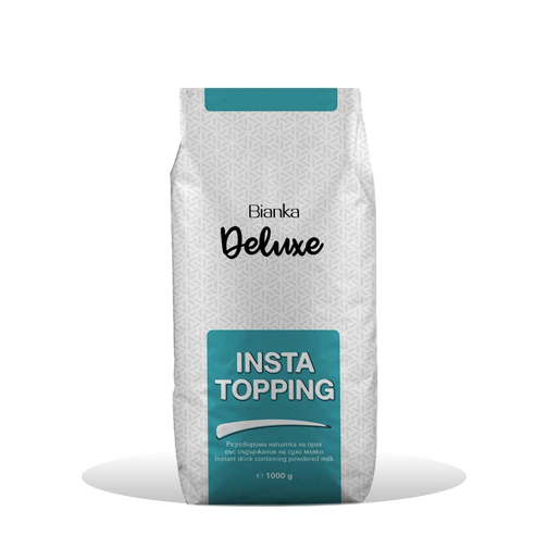 BIANKA DELUXE INSTA TOPPING 1 KG