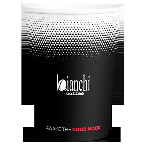 Картонена чашка Бианчи 12 oz
