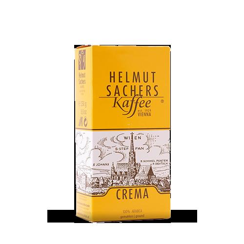 Helmut Sachers coffee Crema