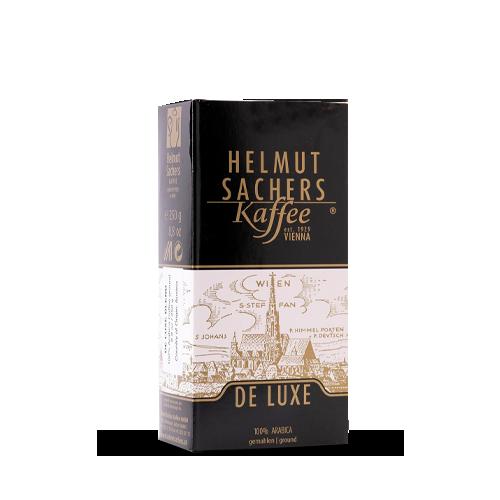 Helmut Sachers coffee DE LUXE