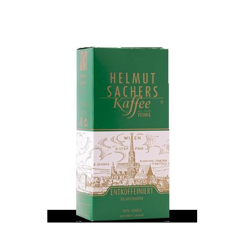 Helmut Sachers coffee Entkoffeiniert