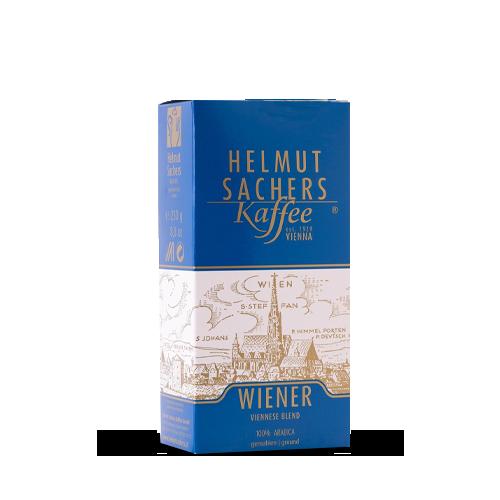 Helmut Sachers coffee WIENER
