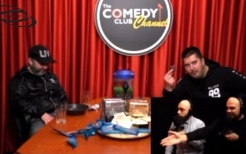 Кофимейд ООД стартира 2021г. с The Comedy Club Podcast Channel / Подкаст