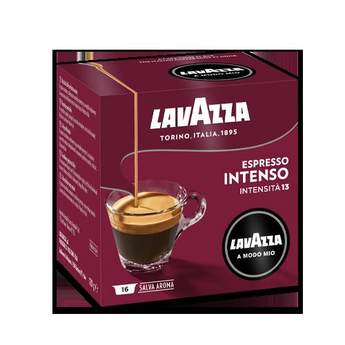 Кафе капсули Intenso lavazza A Modo Mio