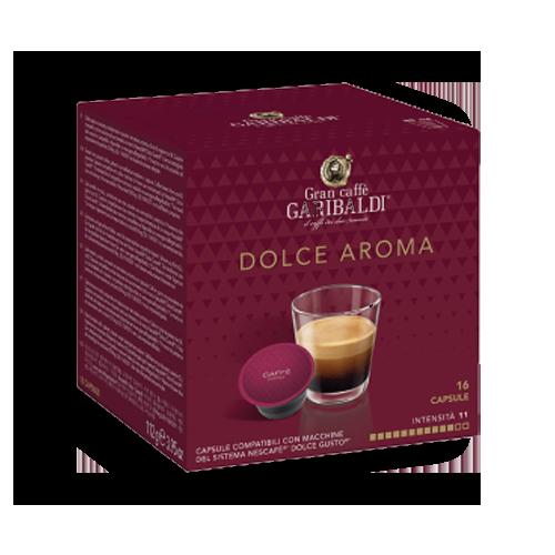 Кафе на капсули Garibaldi Dolche Aroma