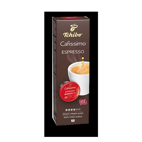 Кафе капсули Tchibo Espresso Elegant Aroma
