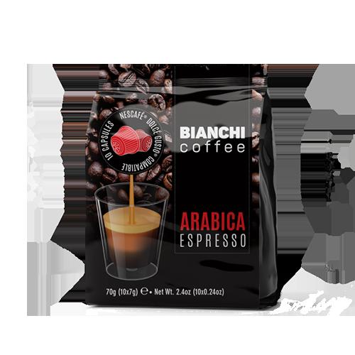 Капсули Dolce Gusto BIANCHI COFFEE ARABICA ESPRESSO